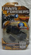 TRANSFORMERS HFTD HUNT FOR THE DECEPTICONS IRONHIDE DELUXE CLASS NEW SEA... - $77.42