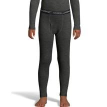 Hanes Boys Space Dye Thermal Longjohn Pants - 2 COLORS - S-XL - $21.99