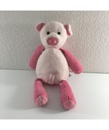 """Scentsy Buddy Pink Penny The Pig Plush Stuffed Animal No Packet 15"""" Long - $11.88"""
