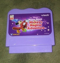 Vtech Vsmile Mickey's Magical Adventure Game - $9.90