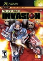 Robotech: Invasion (Microsoft Xbox, 2004) - $2.50