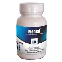 Menial Safer and Natural Alternative to Sexual Healing (ED) (Capsule 60ct) - $19.75
