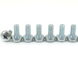 7 New Tv Stand Screws For Rca Model LED50B45RQ - $6.62