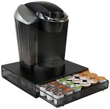 Mind Reader MTRAY-BLK 36 Capacity K-Cup Coffee Pod Storage Organizer Dra... - $16.32