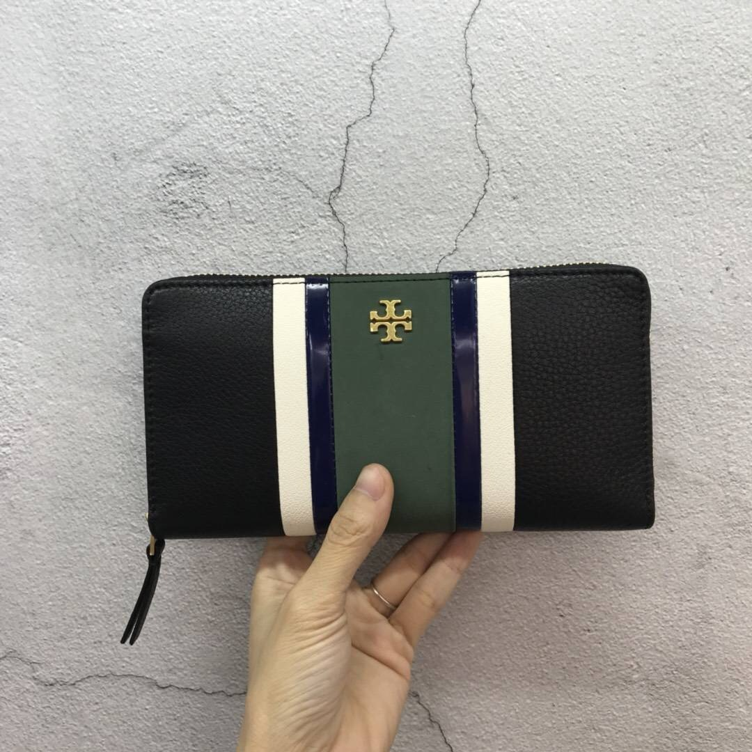 65c494dfe8c2 Img 2607. Img 2607. Previous. New Tory Burch Georgia Stripe Zip Continental  Wallet · New Tory Burch Georgia Stripe Zip Continental Wallet