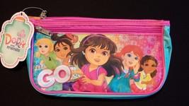Dora The Explorer Pencil Bag Pen Pouch School Supplies - $7.00