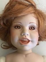 OOAK Special Prototype Porcelain Doll by Marilyn Bolden. # 428 Beautiful... - $1,089.00