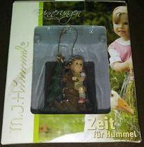 """Hummel Cowgirl Ornament NIB 3.00"""" Miniature German Figurine 935501 New rare - $49.99"""