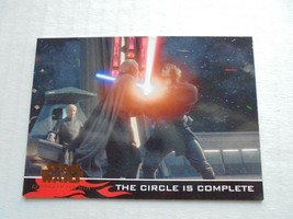 Star Wars Revenge Of The Sith 2005 Topps #P1 Promo NM/M Condition Tradin... - $2.69