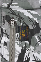 Diamond Supply Co. Hombre Camuflaje M65 Chaqueta Nwt Gris image 4