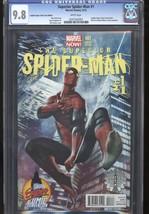 Cgc 9.8 Superior SPIDER-MAN 1 London Super Comic Con Lscc Granov Variant - $93.49