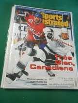 SPORTS ILLUSTRATED June 14,1993 STANLEY CUP & NBA FINALS......FREE POSTA... - $9.49