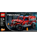 LEGO - Technic First Responder 42075 - $67.37