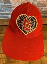 St Louis CARDINALS Heart Love Baseball Youth New Era Cap Hat - $6.67