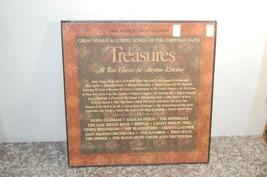 *B  TREASURES  Great Hymn & Gospel Songs Of The Christian Faith 3 Record... - $23.76