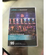 Les Mills BodyStep release 95 CD, DVD, and Choreography Notes - $54.45