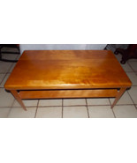 Mid Century Heywood Wakefield Birch Coffee Table - $499.00