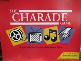 1992 Pressman Classic The Charade Game - $20.00