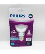 PHILIPS LED 50w/7w LED Replacement PAR20 DAYLIGHT INDOOR FLOOD Light Bulb - $14.99