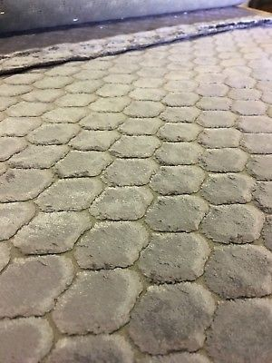7.625 yds Castel Maison Upholstery Fabric Erba Velvet Chocolat 7104-2934 - HF