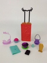 Monster High Foldable School Playset Replacement Parts Accessories Mattel - $9.85