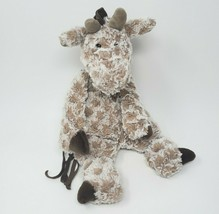 "17 "" Jellycat Junglie Bébé Girafe Marron Tacheté Animal en Peluche Jouet Doux - $36.29"