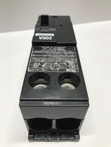 Double Pole Circuit Breaker 200 Amp 10 kA Type MD-T 120-240 Volt AC Murray - $65.45