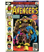 Avengers Annual 9 NM- 9.2 Marvel 1979 Bill Mantlo Don Newton Arsenal - $44.54
