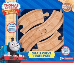 Fisher Price BCG12 Thomas & Friends™ Wooden Railway Curved Track Pack - $17.05