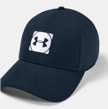 NEW! Under Armour [M/L] Men's UA Tour 3.0 Cap/Hat-Navy 1347448 - $59.28