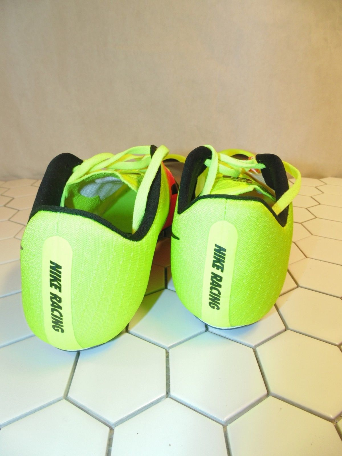 new concept 4763a ffe8e Nike Mens Zoom JA FLY 3 OC Rio Track   Field Spikes Volt 882032-999