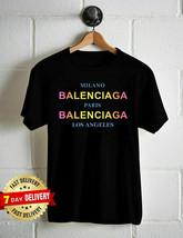 Balenciagaa Multi 1Balenciagaa Paris 1Balenciagaa  Los Angeles Black Men... - $14.99+