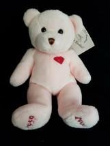 Limited Edition Mary Meyer Barbie Doll 40th Anniversary Ruby Bear Plush!... - $24.74
