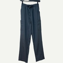 Divine Stretch by JDM Scrubs Women's Small Pewter Grey Uniform Pants, NWT - $17.99