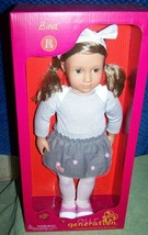 """Our Generation BINA 18"""" Doll New - $39.48"""