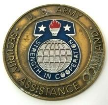 Usasac Us Army Challenge Coin #328F - $10.00