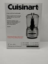 Cuisinart CGC-4PCFR Mini-Prep Plus 4 Cup Food Processor (Certified Refurbished) - $34.60