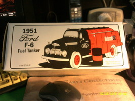 "First Gear ""Ford Motorcraft"" 1951 Ford Tanker Tanker 20-1124 NIB-FREE Shipping - $40.00"