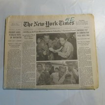 The New York Times December 22 1995 Jet from Miami Crashes in Colombia NC - $39.99