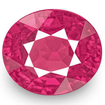 IGI Certified MOZAMBIQUE Ruby 1.25 Cts Natural Untreated Lively Pinkish ... - $1,875.00