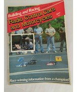 Building And Racing Radio Control Cars And Motorcycles By George G Sipos... - $9.85