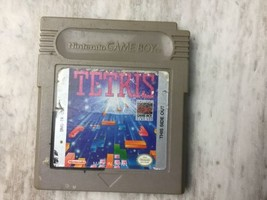 TETRIS Original Nintendo Game Boy GB GameBoy Game Cartirdge Gray - $6.79