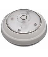 Hampton Bay LED Directional Puck Light - White - £4.58 GBP