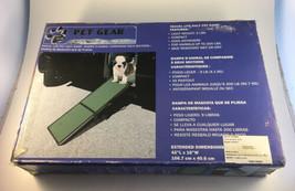 Pet Gear - Travel Lite - Automobile Bi-Fold Pet Ramp - Holds Up To 200 L... - $49.49