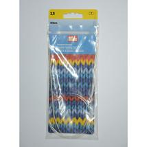 Prym 211221 Circular knitting needles, aluminium, 100cm, 2.50mm, grey - $14.23 CAD