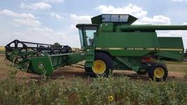 John Deere 9600 Combine For Sale In Beeler, Kansas image 2