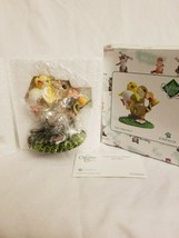 """Enesco Charming Tails """"CAN I KEEP HIM"""" Retro - Dean Griff - new in box - $49.25"""