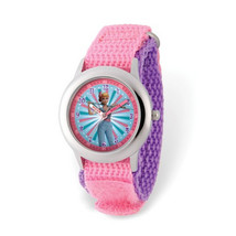 Disney Kids Toy Story Bo Peep Time Teacher Pink Band Watch - $63.00