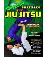 Universal Brazilian Jiu Jitsu Advanced Brown Belt Curriculum DVD Rodrigo... - $22.00