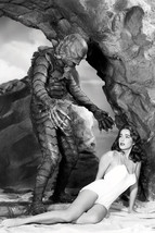 Julie Adams Barefoot Ben Chapman Creature From The Black Lagoon 18x24 Po... - $23.99